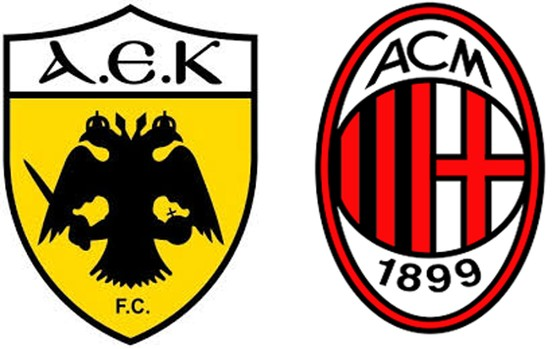 Lịch thi đấu Europa League (rạng sáng 3-11): AEK Athens tiếp AC Milan