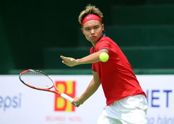 Trịnh Linh Giang xuất sắc lần thứ 2 có mặt ở vòng quan trọng của 3 giải Singapore. .  Ảnh: Nhật Anh
