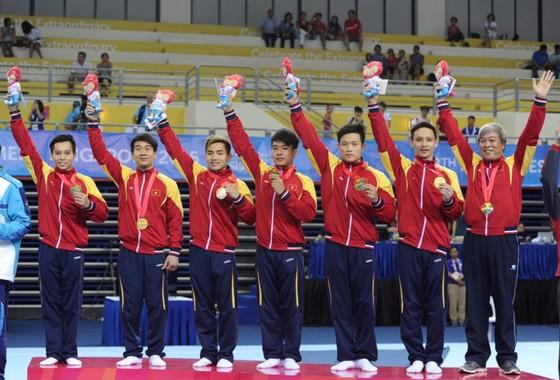 Mức thưởng cho các VĐV tại SEA Games 29 sẽ không thay đổi.    Ảnh: Nhật Anh