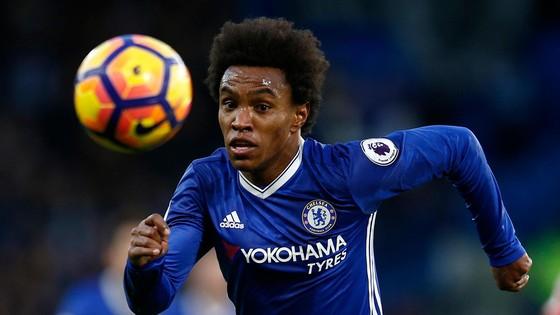 Willian đang hạnh phúc tại Chelsea nên khó có chuyện anh chuyển đến Bayern Munich