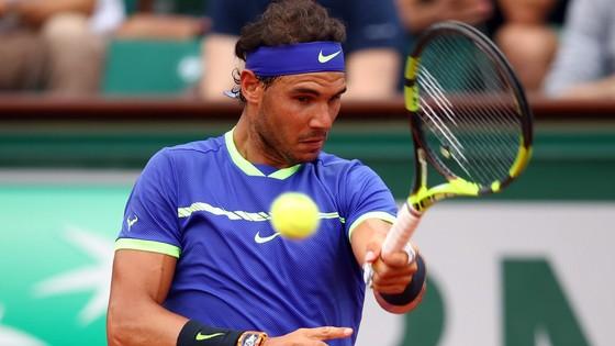 Sức mạnh tàn phá của Rafael Nadal