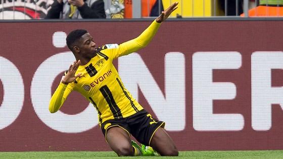 Giá trị của Ousmane Dembele đã tăng vọt chỉ sau một mùa giải xuất sắc tại Bundesliga
