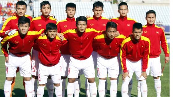 Tương lai của những nhân tài U20 Việt Nam dễ bị thui chột bởi các đội bóng dự V-League chuộng Tây. Ảnh: Anh Khoa