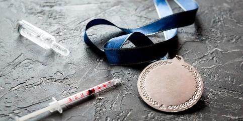 Bóng ma doping luôn là nỗi ám ảnh của các nhà tổ chức đại hội thể thao. Ảnh: T.L