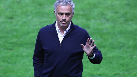 HLV Mourinho chỉ tin vào những người mà ông cho là phù hợp.