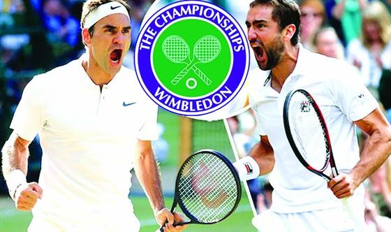Liệu Cilic (phải) có ngăn cản được Federer tiếp tục chặng đường vinh quang mới?