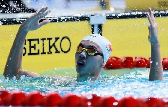 Sau chiến tích ở SEA Games 29, Huy Hoàng tiếp tục khẳng định tài năng ở giải Vô địch quốc gia                  Ảnh: QUỐC KHÁNH