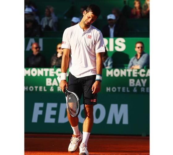 Monte Carlo Masters 2017: Đến lượt Djokovic rơi đài