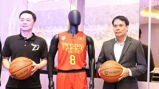 Saigon Heat là đại diện duy nhất của Việt Nam góp mặt tại giải  Bóng rổ nhà nghề Đông Nam Á (ABL). Ảnh: VOH