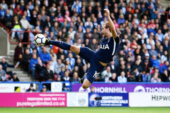 Real muốn có Kane. Ảnh: Getty Images