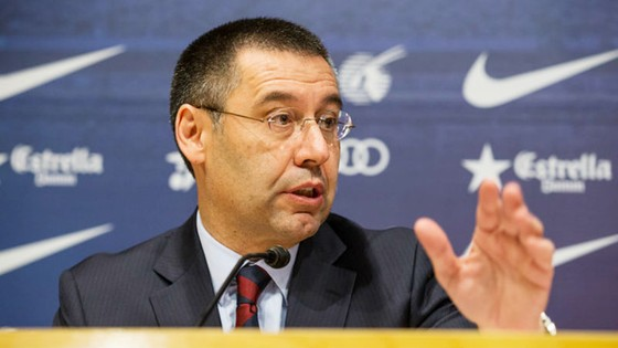 Barca sẽ kiện BTC La Liga. Ảnh: Getty Images