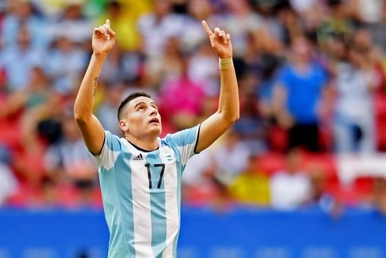 Martinez sẽ chuyển sang Atletico mùa sau. Ảnh: Getty Images