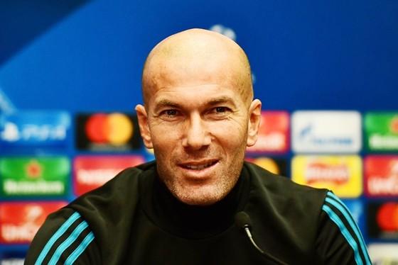 HLV Zidane khẳng định Real sẽ rất nguy hiểm nếu bị dồn vào khó khăn. Ảnh: Getty Images