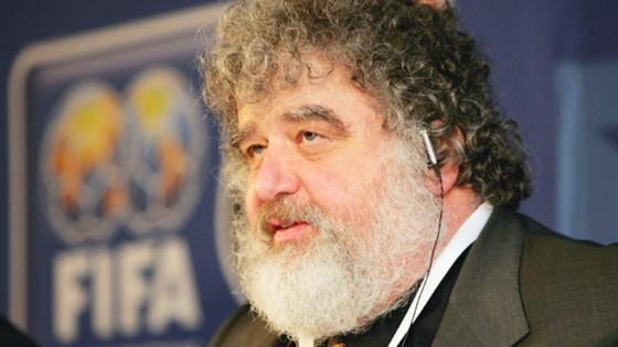 Chuck Blazer có vị trí nhất định trong lịch sử của FIFA.