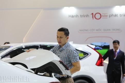 Ngành công nghiệp ô tô Việt đứng ngoài cuộc chơi 2018 - ảnh 1