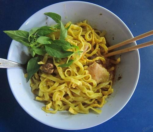 Phong phú ẩm thực Thái 1