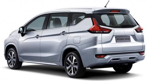 Xe gia đình cỡ nhỏ của Mitsubishi lộ diện, cạnh tranh 'tiểu' Toyota Innova - ảnh 1
