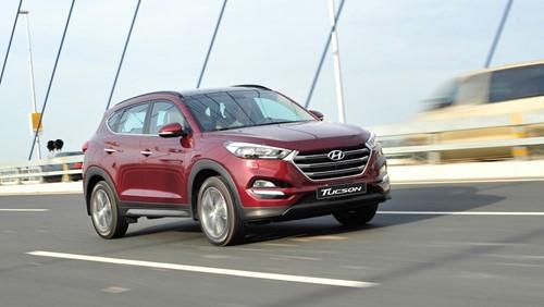 Vì sao Hyundai Tucson đứng ngoài cuộc đua giảm giá? - ảnh 1