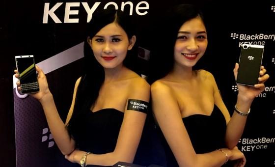BlackBerry KEYone với giá gần 15 triệu đồng ảnh 1