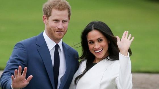 Xôn xao lễ cưới Hoàng gia Anh ảnh 1