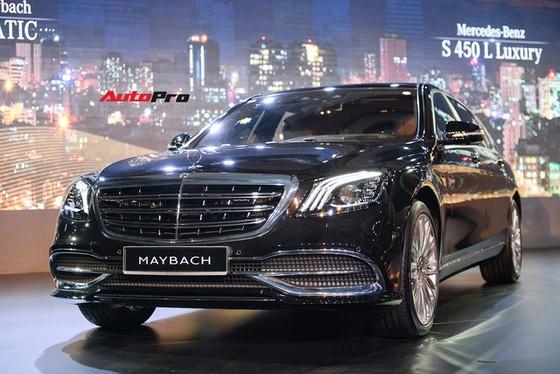 Mercedes-Benz Việt Nam chính thức ra mắt bộ ba S 450 mới với giá từ gần 4,2 tỷ đồng - Ảnh 1.