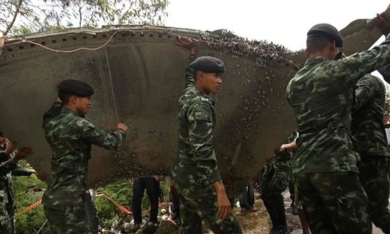 Kết luận chính thức về mảnh vỡ nghi của MH37 ảnh 1