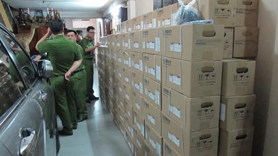 Thưởng nóng các đơn vị công an phá tổ chức ma túy lớn nhất nuóc ảnh 2