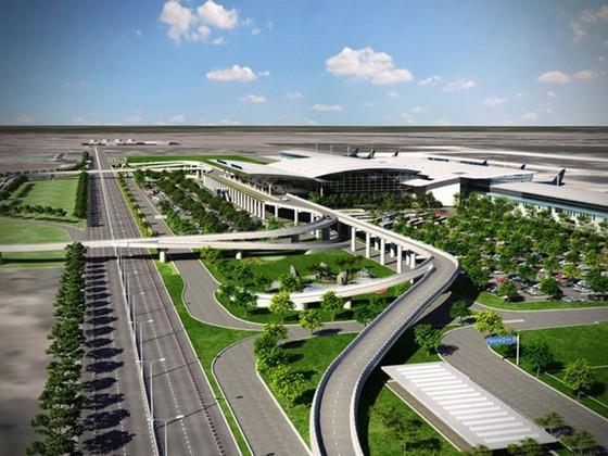 Ban hành nghị quyết về tách dự án sân bay Long Thành ảnh 1