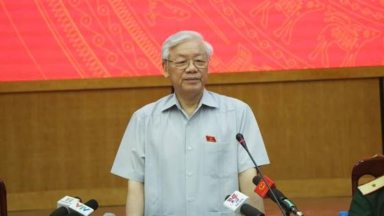 Tổng Bí thư Nguyễn Phú Trọng: Đấu tranh để đoàn kết hơn chứ không phải để đổ vỡ ảnh 1