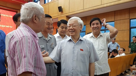 Tổng Bí thư Nguyễn Phú Trọng: Đấu tranh để đoàn kết hơn chứ không phải để đổ vỡ ảnh 2