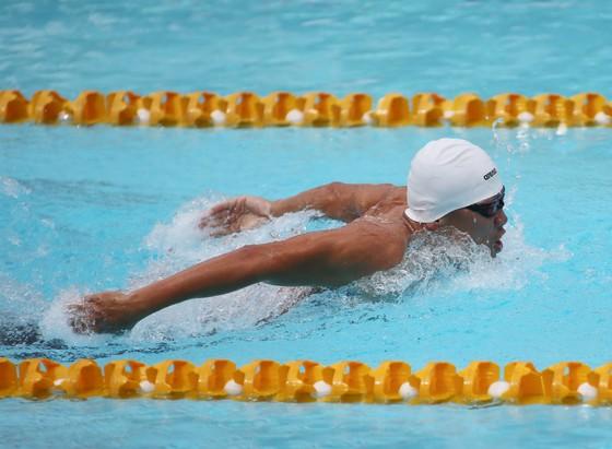"""Giải bơi vô địch quốc gia 2017: """"Tiểu tiên cá"""" Ánh Viên vuột HCV 50m ếch ảnh 1"""