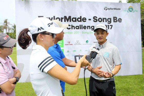 Giải golf TaylorMade Challenge 2017: Đinh Viết Sinh xuất sắc đoạt Best Gross ảnh 1