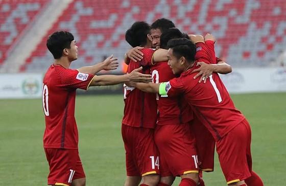 Anh Đức ghi bàn, tuyển Việt Nam giành 1 điểm tại Jordan  ảnh 2