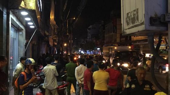 Đuổi bắt nhóm trộm xe máy, 2 thành viên đội hiệp sĩ Tân Bình bị đâm chết  ảnh 1