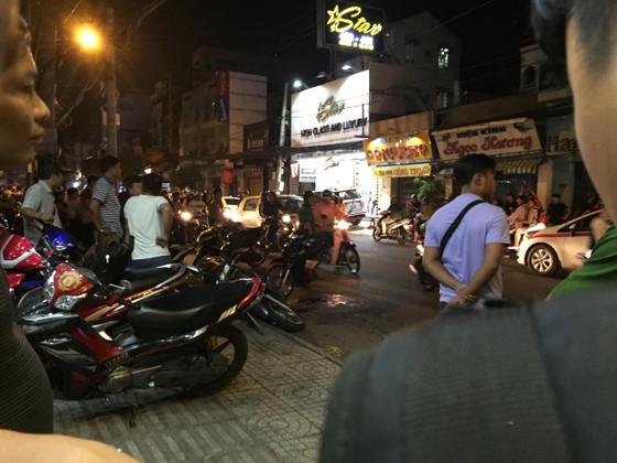 Đuổi bắt nhóm trộm xe máy, 2 thành viên đội hiệp sĩ Tân Bình bị đâm chết  ảnh 4
