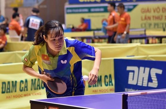 VĐV 15 tuổi có cơ hội vô địch giải Các tay vợt xuất sắc toàn quốc ảnh 1