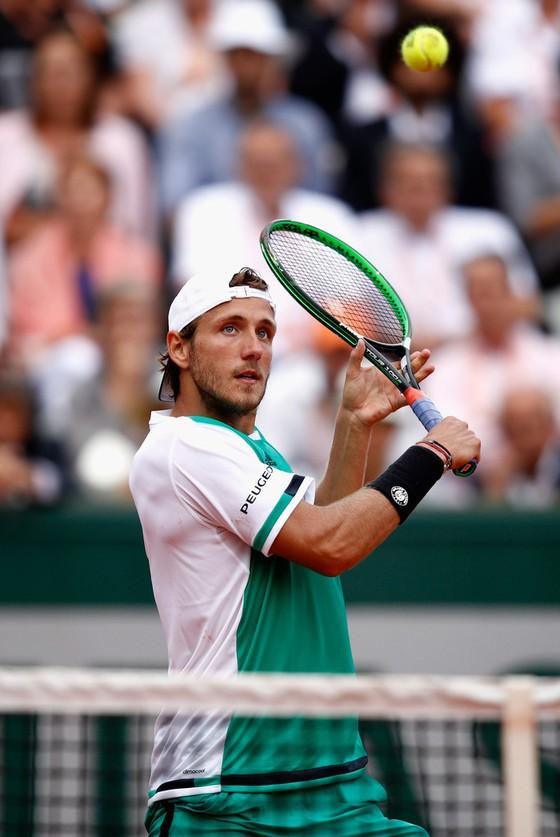 Giudicelli chỉ trích các tay vợt Pháp nặng nề ảnh 1