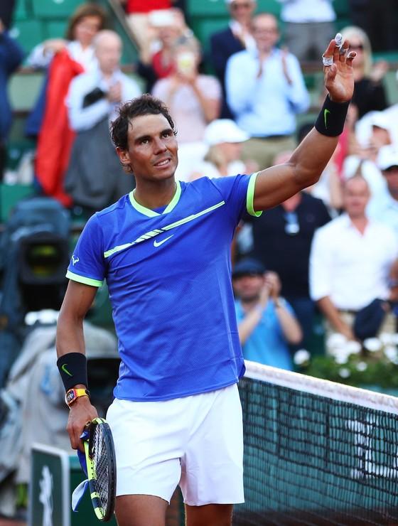 Hủy diệt Thiem, Nadal gặp Wawrinka ở chung kết  ảnh 1