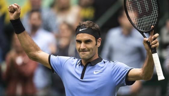 Federer lọt vào trận chung kết thứ 140 ảnh 1