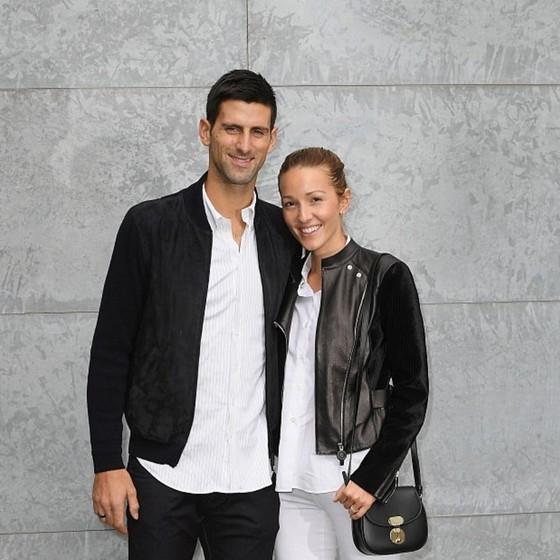 Vợ Djokovic sinh con thứ 2 ảnh 1