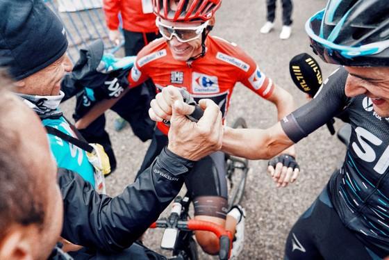 Vuelta a Espana 2017 - Chặng đua thứ 20: Contador thắng, nhưng Froome sẽ đăng quang ảnh 4