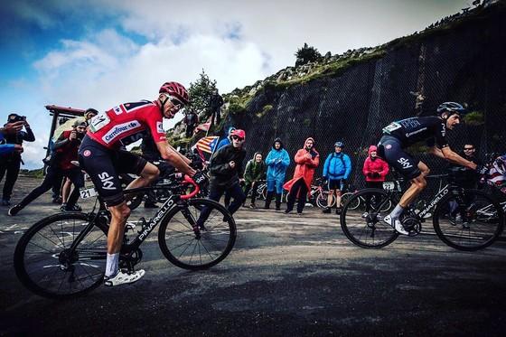 Vuelta a Espana 2017 - Chặng đua thứ 20: Contador thắng, nhưng Froome sẽ đăng quang ảnh 3
