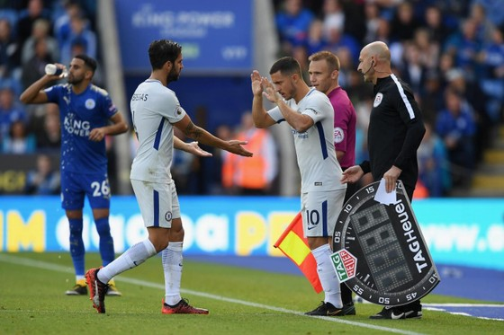 Morata, Hazard muốn thắng Champions League với Chelsea ảnh 2