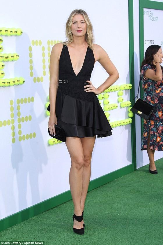 Sharapova khoe chân dài miên man ảnh 1