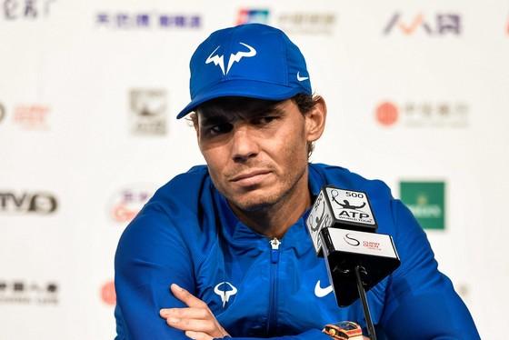 ATP China Open 2017: Cứu 2 match-point, Nadal vào vòng 2 ảnh 1