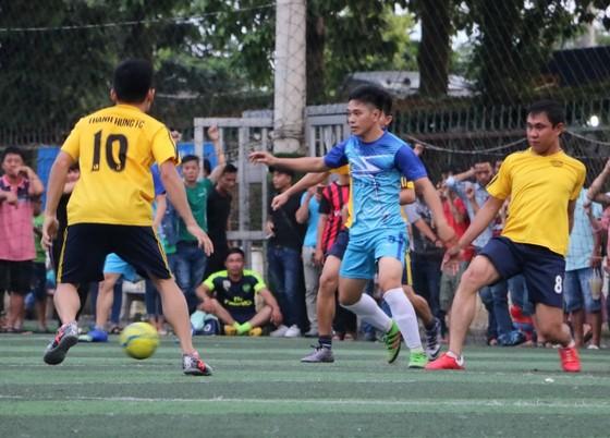 Chung kết Giải bóng đá Hội đồng hương Thanh Chương – miền Nam ảnh 2