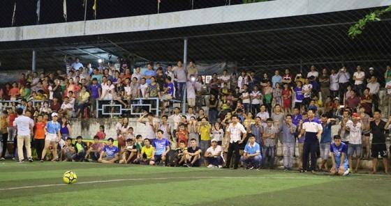 Chung kết Giải bóng đá Hội đồng hương Thanh Chương – miền Nam ảnh 3