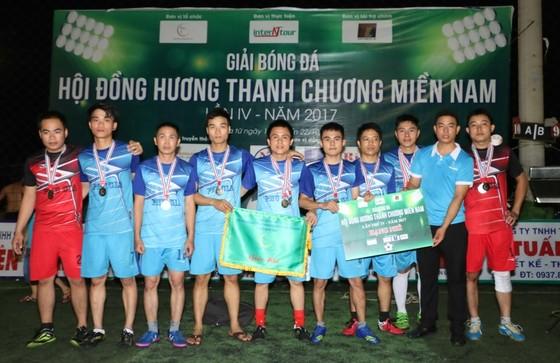 Chung kết Giải bóng đá Hội đồng hương Thanh Chương – miền Nam ảnh 5