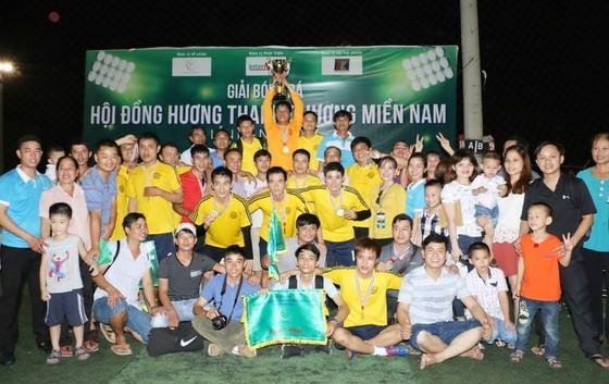 Chung kết Giải bóng đá Hội đồng hương Thanh Chương – miền Nam ảnh 6