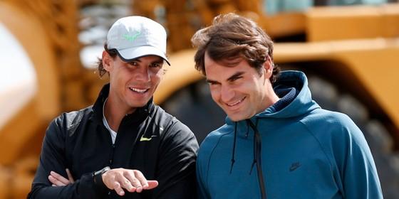Hamilton được truyền cảm hứng bởi Federer và Nadal ảnh 1